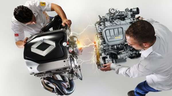 Renault Sport F1® - Energy engines